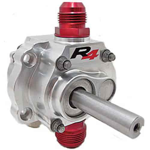 Peterson Fluid Systems 04-1020 - Peterson R4 Single Stage Wet Sump Oil Pumps