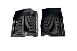 Lund 283003-B - Nifty Catch-It Custom Molded Front Seat Floor Mats