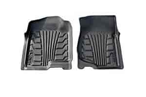Lund 283001-G - Nifty Catch-It Custom Molded Front Seat Floor Mats