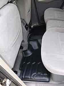 Lund Floor Liners 383105-B - Lund Catch-It Custom Molded Rear Seat Floor Mats