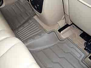 Lund 383252-G - Nifty Catch-It Custom Molded Back Seat Floor Mats