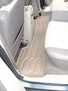 Lund 383252-T - Lund Catch-It Custom Molded Back Seat Floor Mats