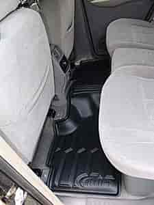 Lund 383405-B - Lund Catch-It Custom Molded Rear Seat Floor Mats