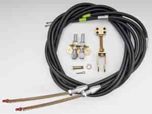 Lokar EC-80FUTB - Lokar Emergency Brake Cable Kit