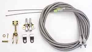 Lokar EC-81FHT - Lokar Emergency Brake Cable Kit