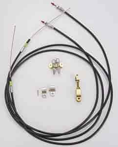Lokar EC-81FU - Lokar Emergency Brake Cable Kit