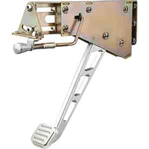 Lokar EFB-9006 - Lokar Under-The-Dash Foot Operated Emergency Brake