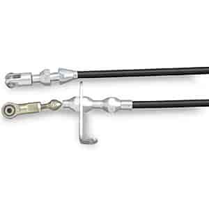 Lokar TC-1000BLDU - Lokar Hi-Tech Throttle Cables