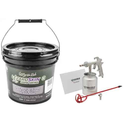 Lizard Skin 2203-1K Sound Control And Gun Kit Includes Sound Control Formula 1