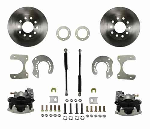 Leed Brakes Mopar 8 3/4 & 9 3/4 Rear Disc Brake Kit