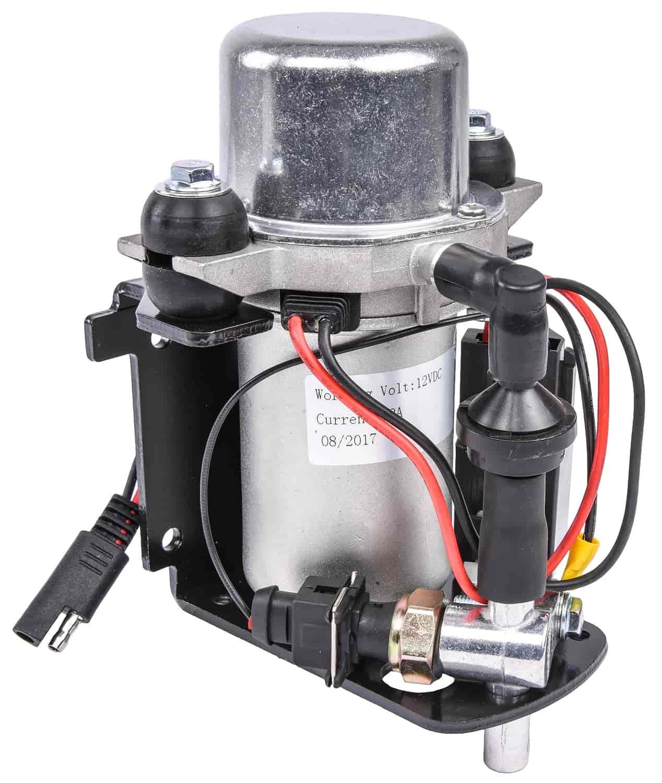 Electric Vacuum Pump Kit Leed Brakes Vp002