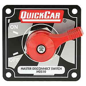 QuickCar Racing 55-012 - QuickCar Racing Products Master Disconnect Switches