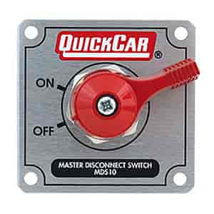 QuickCar Racing 55-021 - QuickCar Racing Products Master Disconnect Switches