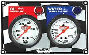 QuickCar Racing 61-6001 - QuickCar Racing Products Gauge Panels - QuickCar