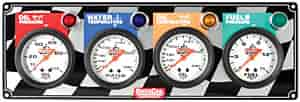 QuickCar Racing 61-6021 - QuickCar Racing Products Gauge Panels - QuickCar