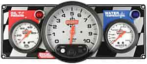 QuickCar Racing 61-6031 - QuickCar Racing Products Gauge Panels - QuickCar