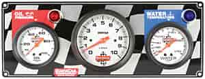 QuickCar Racing 61-60313 - QuickCar Racing Products Gauge Panels - QuickCar
