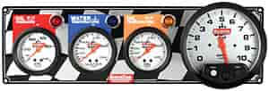 QuickCar Racing 61-6041 - QuickCar Racing Products Gauge Panels - QuickCar