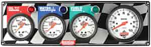 QuickCar Racing 61-60423 - QuickCar Racing Products Gauge Panels - QuickCar