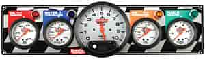 QuickCar Racing 61-6051 - QuickCar Racing Products Gauge Panels - QuickCar
