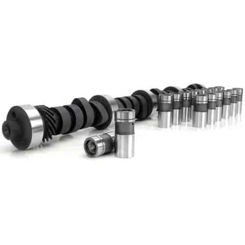 Lunati 40200732LK: Voodoo Solid Roller Camshaft And Lifter