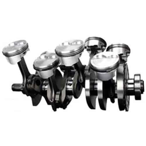 Lunati 70237501K4: Voodoo Crankshaft & Connecting Rod Kit