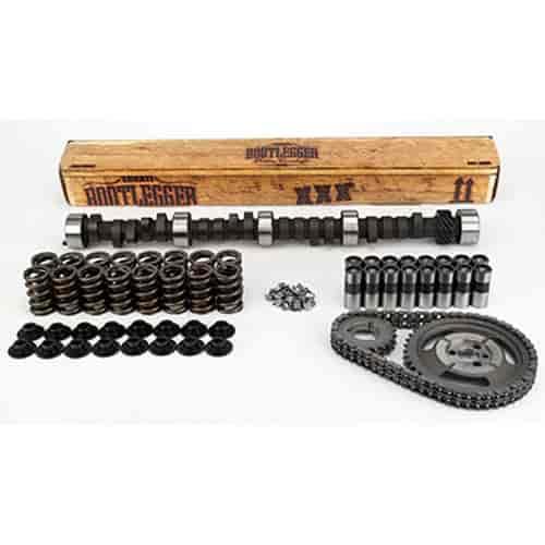 Lunati 10120703 Voodoo Hydraulic Flat Tappet Camshaft Chevy Small Block 262-400