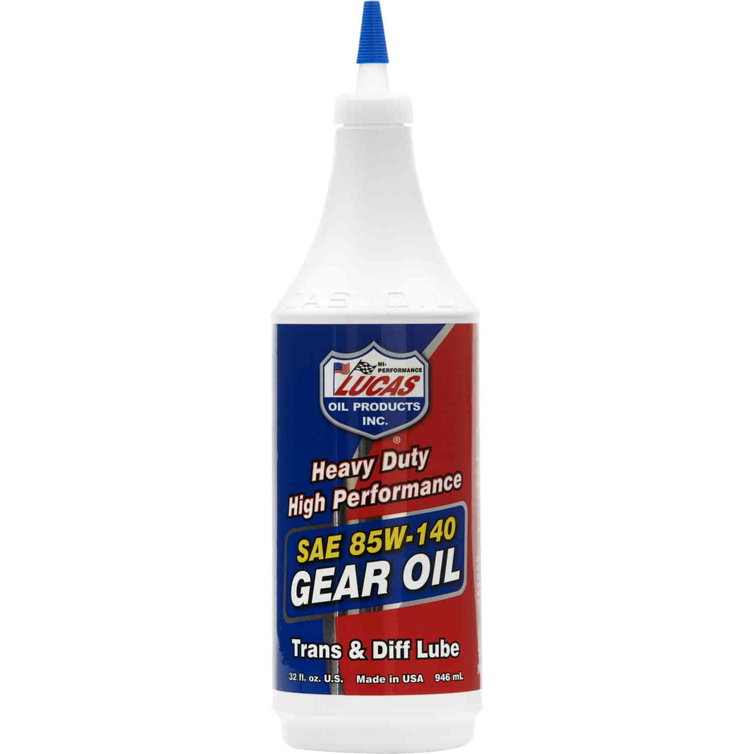 Lucas Oil 10064 - Lucas Heavy Duty Gear Oil