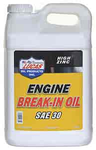 Lucas Oil 10632 - Lucas Oil High Zinc Engine Break-In Oils