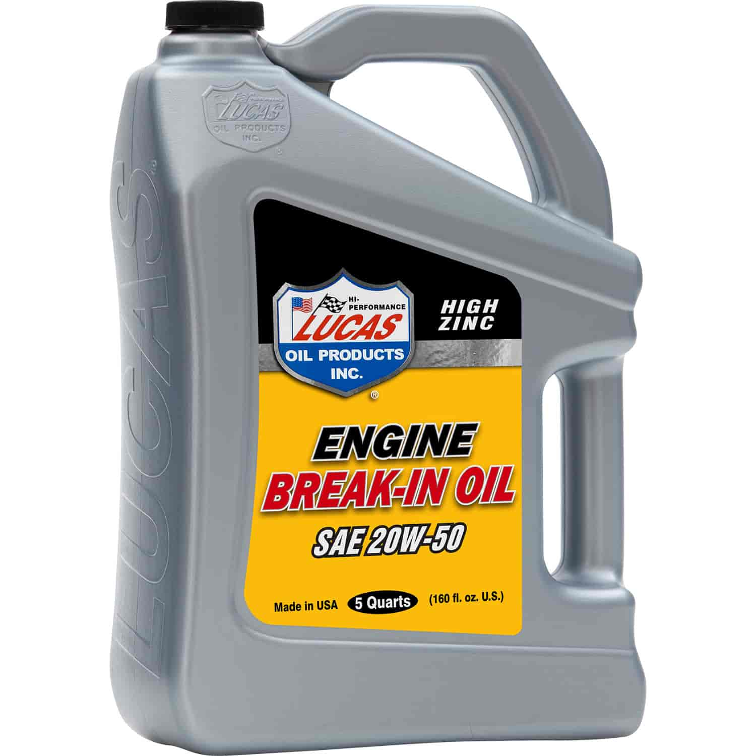 Lucas Oil 10636 - Lucas Oil High Zinc Engine Break-In Oils
