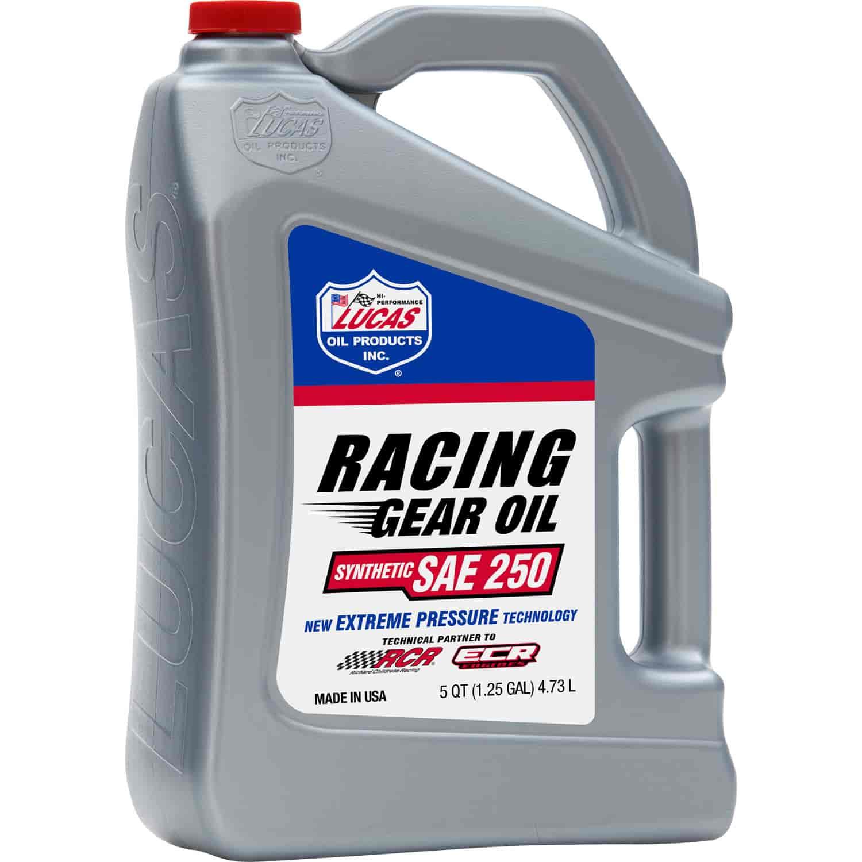 Lucas Oil Lucas Synthetic SAE 250 Racing Gear Oil