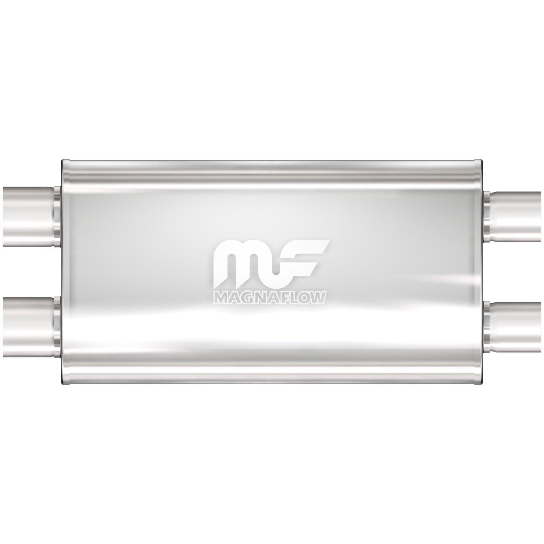Magnaflow 11259 Satin Stainless Steel 3 Oval Muffler
