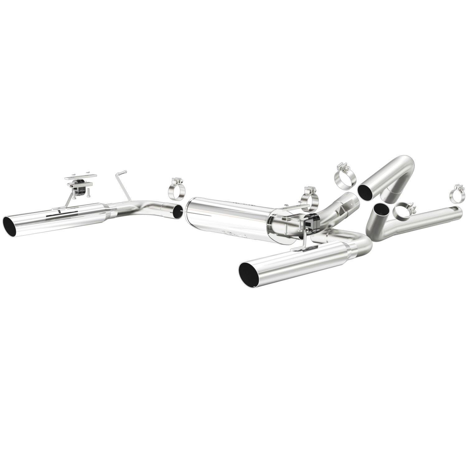 Magnaflow 15684 - Magnaflow GM Car Exhaust Systems