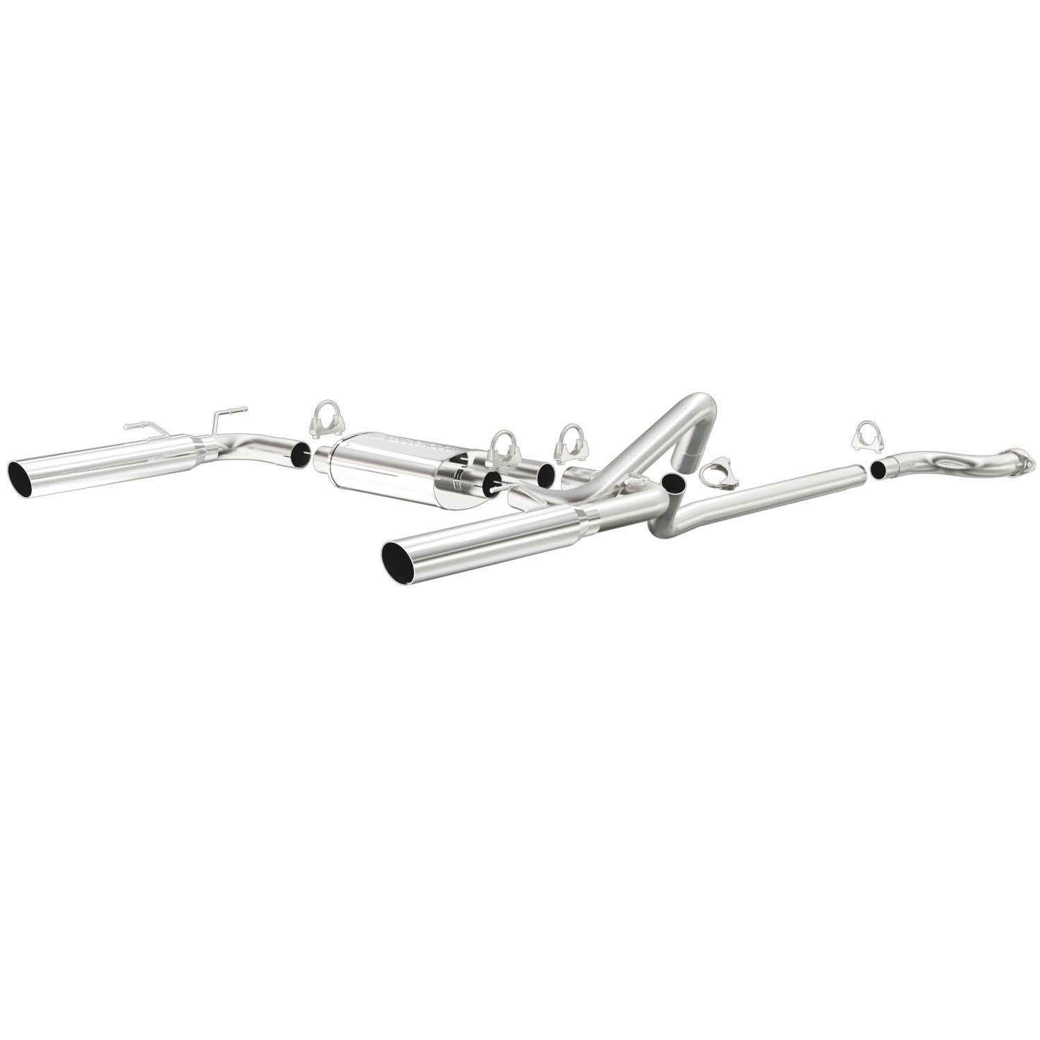 Magnaflow 15694 - Magnaflow GM Car Exhaust Systems