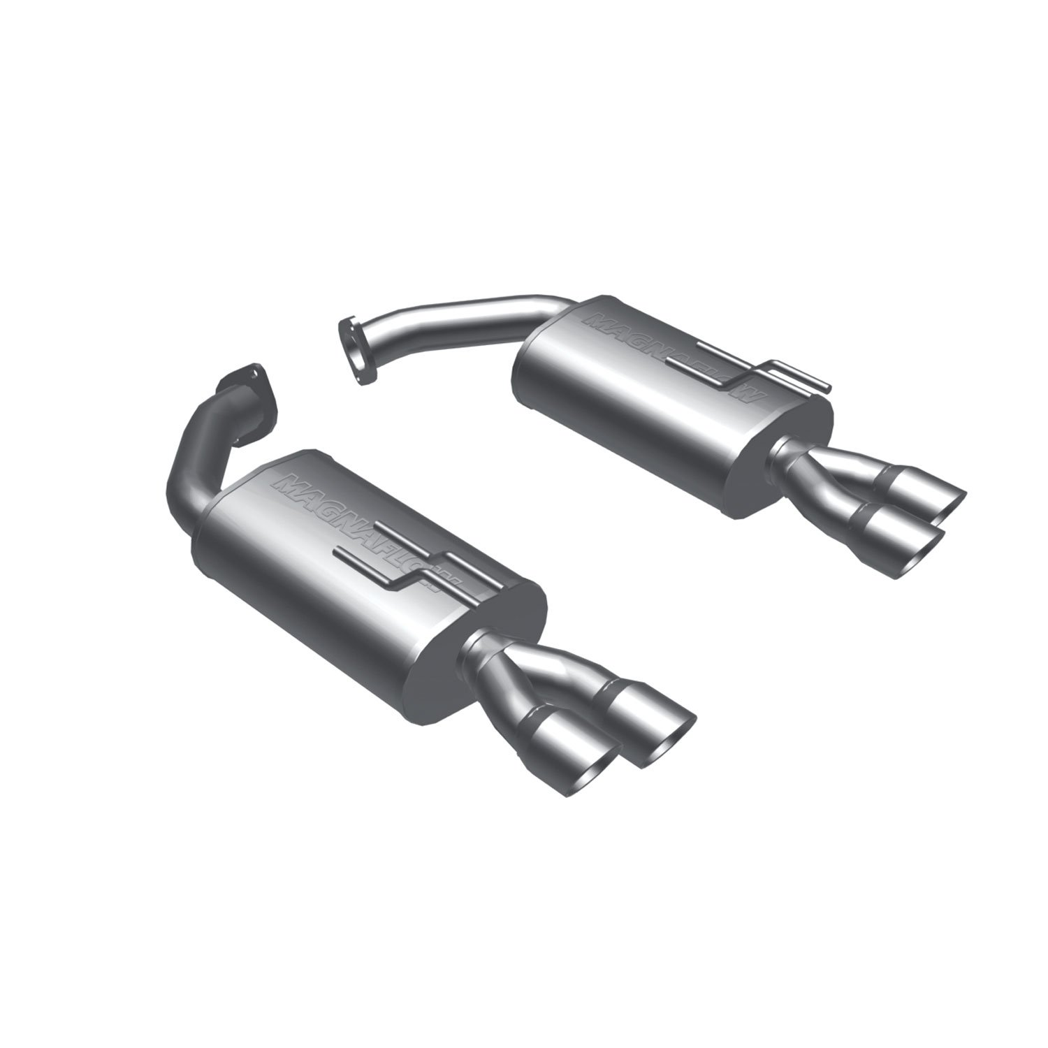 Magnaflow 16883 - Magnaflow GM Car Exhaust Systems