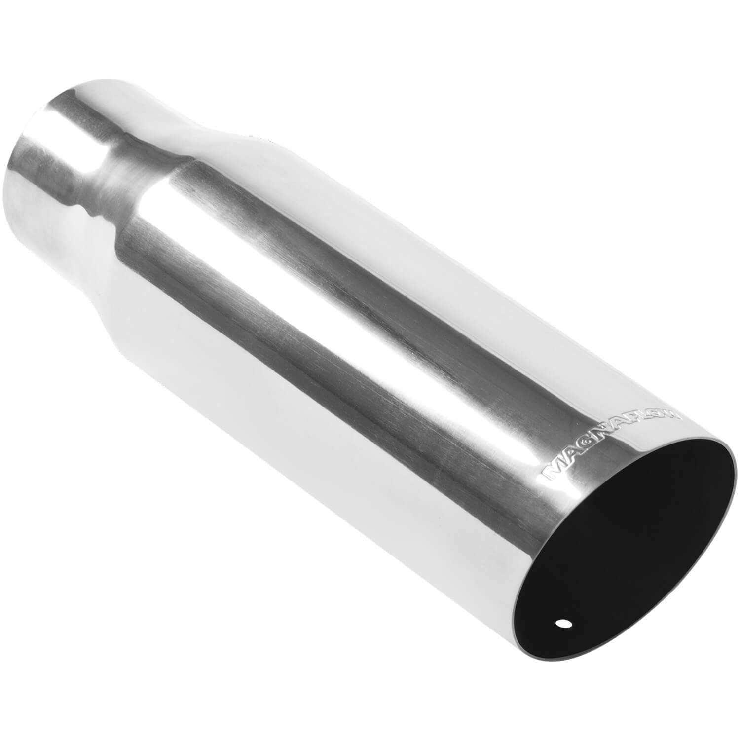 Magnaflow 35107 - Magnaflow Polished Stainless Steel Weld-On Single Exhaust Tips
