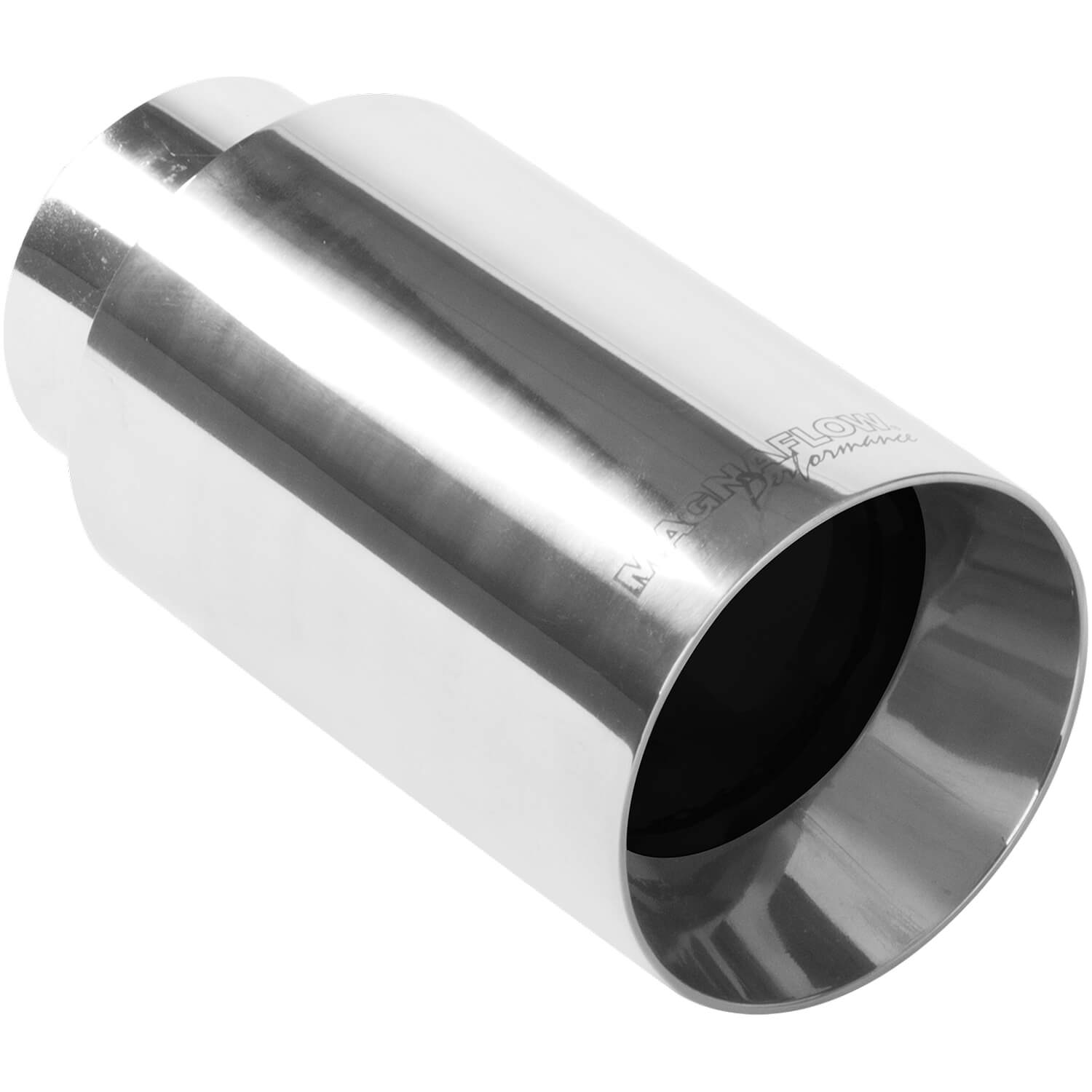 Magnaflow 35126 - Magnaflow Polished Stainless Steel Weld-On Exhaust Tips