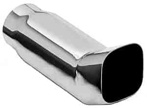 Magnaflow 35135 - Magnaflow Polished Stainless Steel Weld-On Single Exhaust Tips