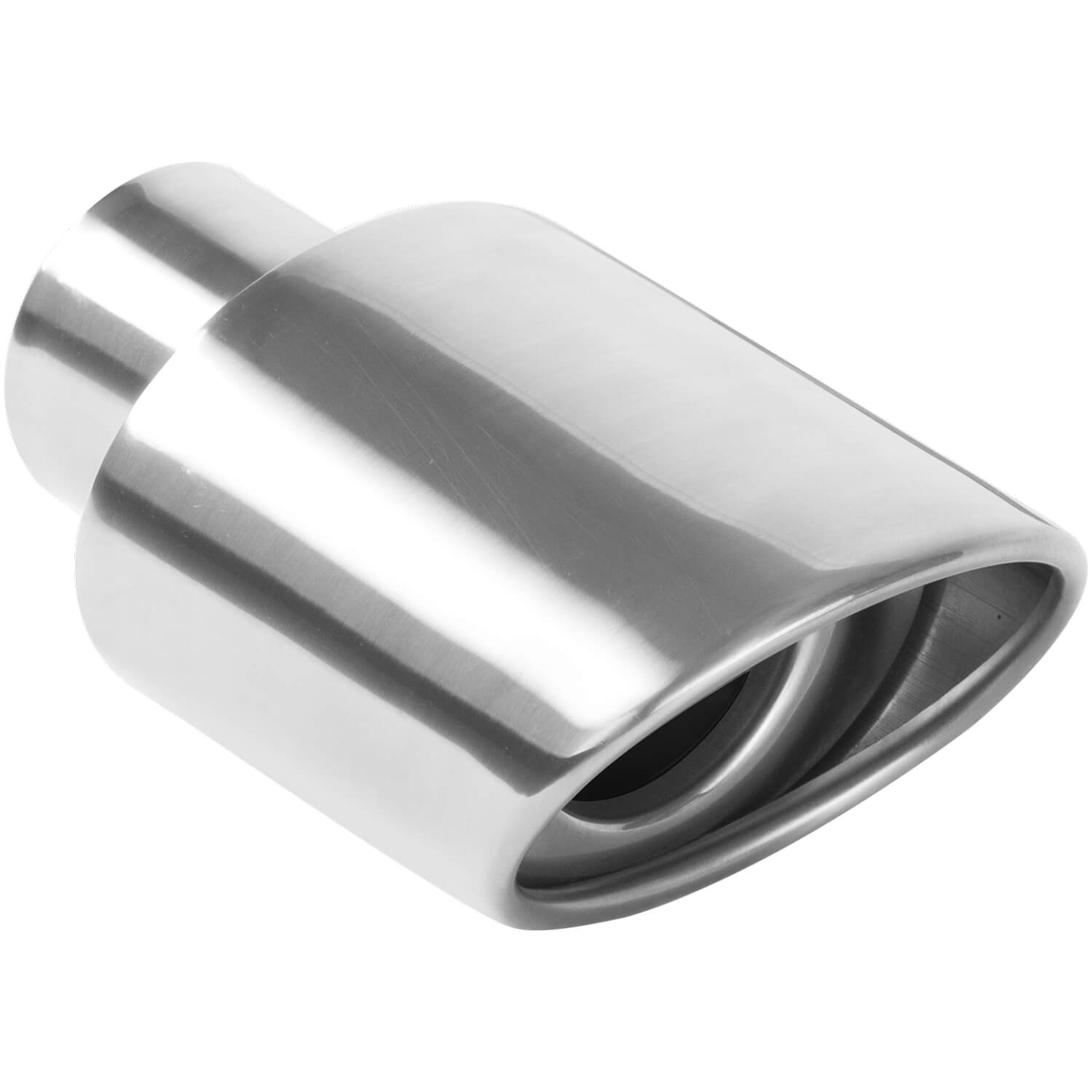Magnaflow 35158 - Magnaflow Polished Stainless Steel Weld-On Single Exhaust Tips