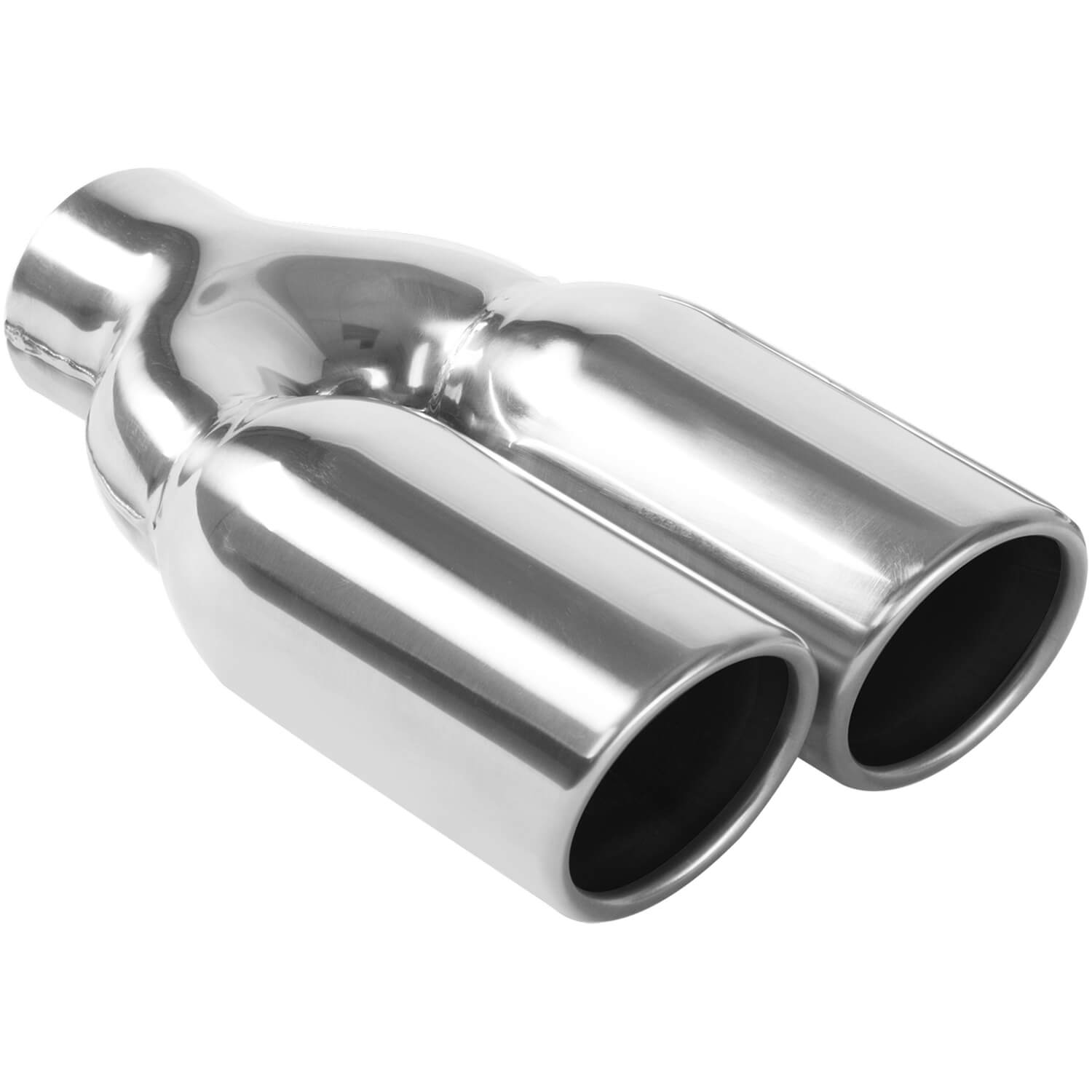 Magnaflow 35167 - Magnaflow Polished Stainless Steel Weld-On Dual Exhaust Tips