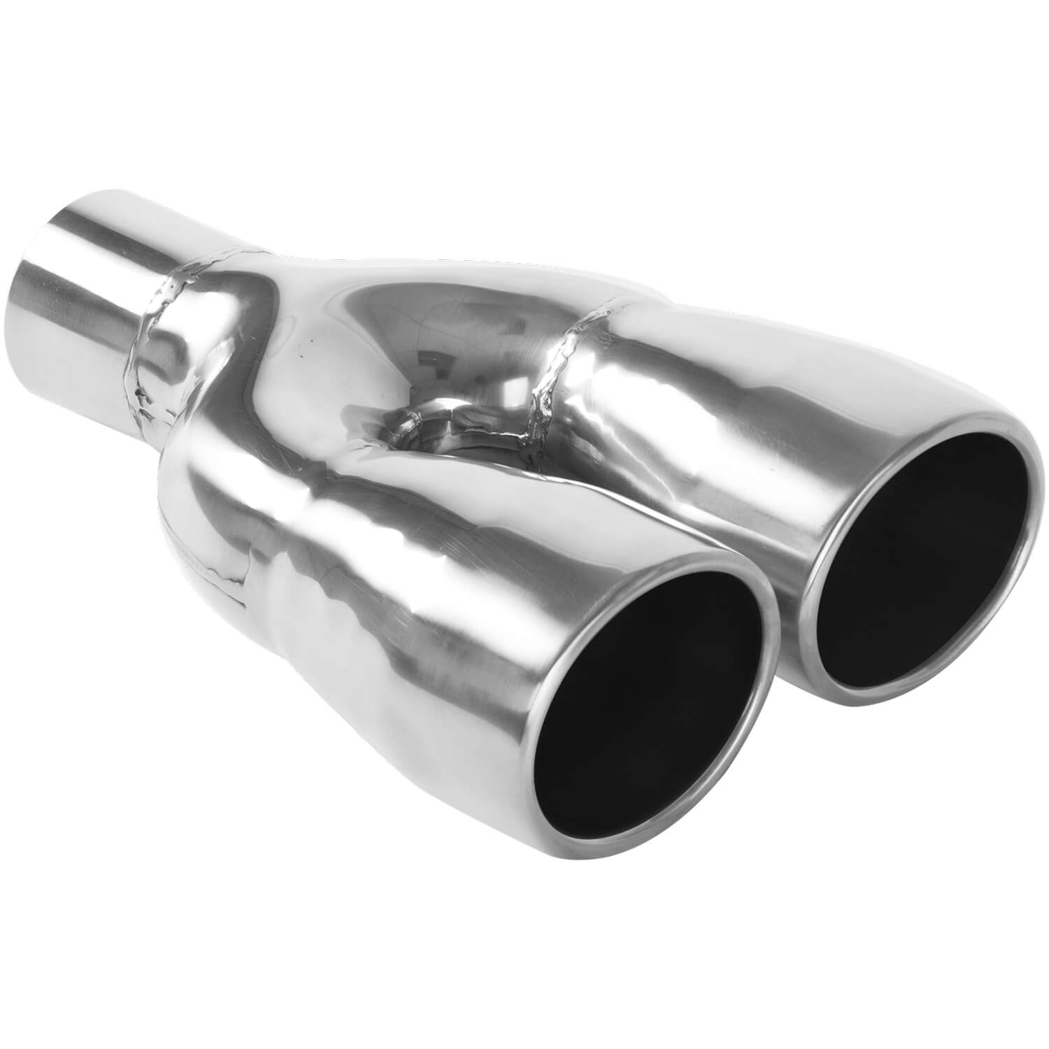 Magnaflow 35169 - Magnaflow Polished Stainless Steel Weld-On Dual Exhaust Tips