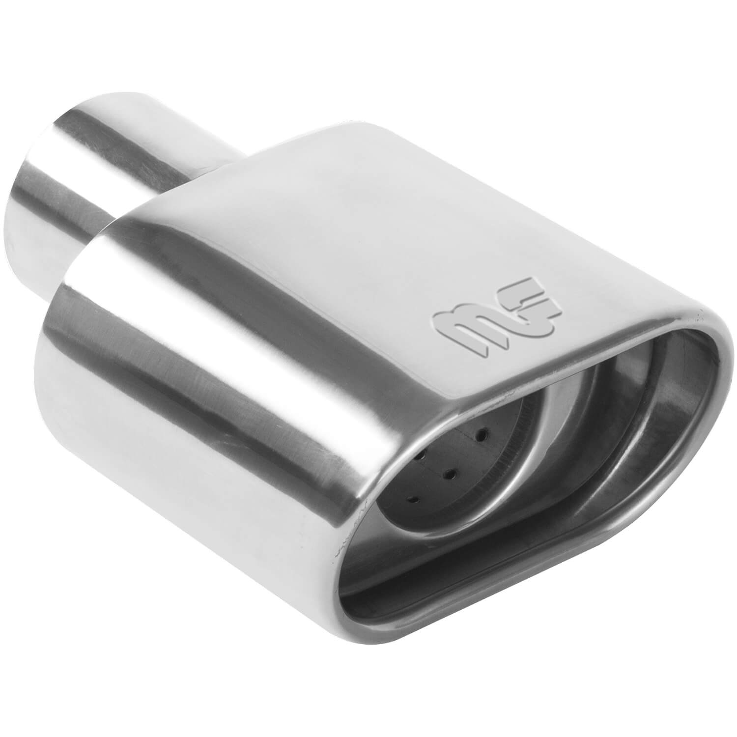 Magnaflow 35175 - Magnaflow Polished Stainless Steel Weld-On Single Exhaust Tips
