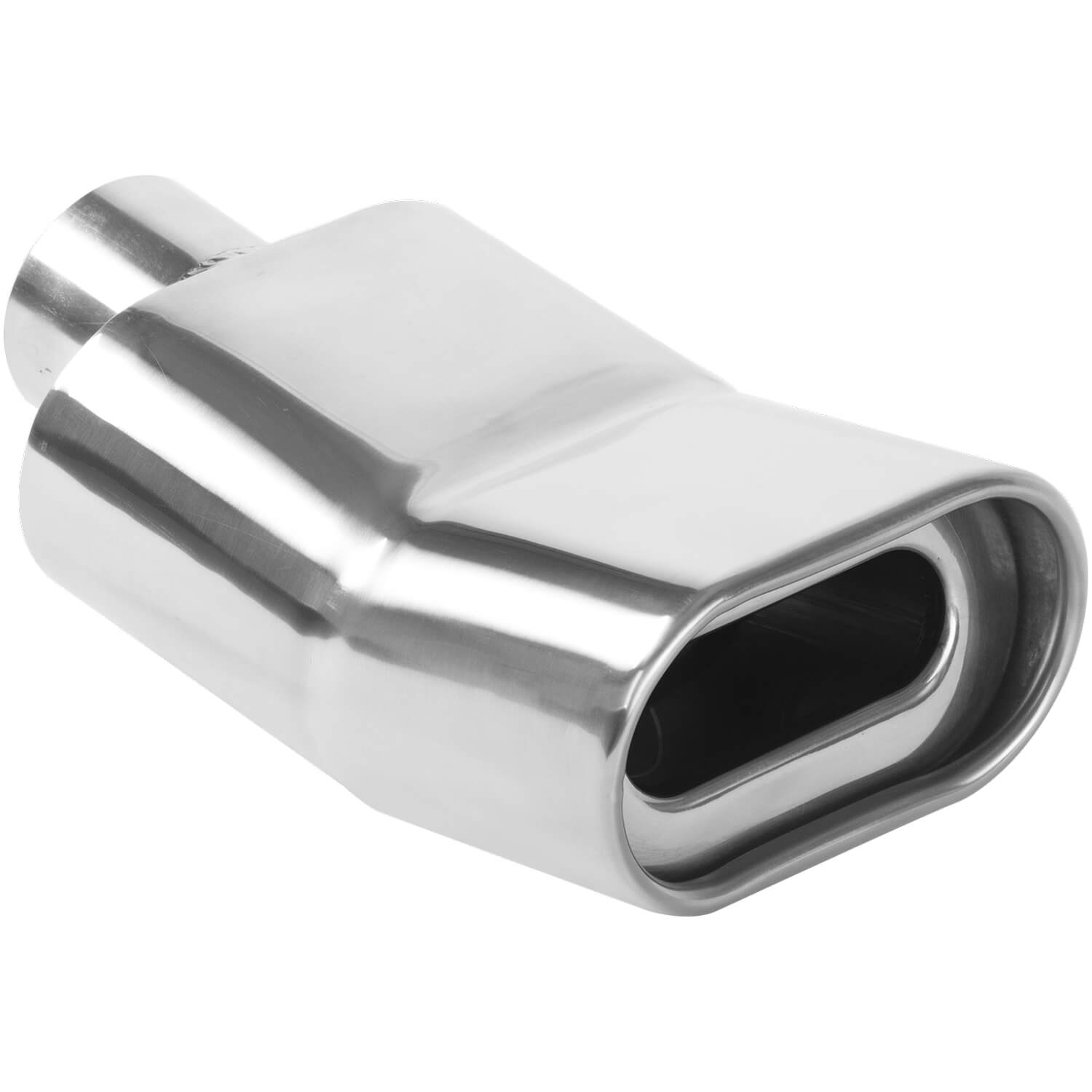Magnaflow 35176 - Magnaflow Polished Stainless Steel Weld-On Single Exhaust Tips