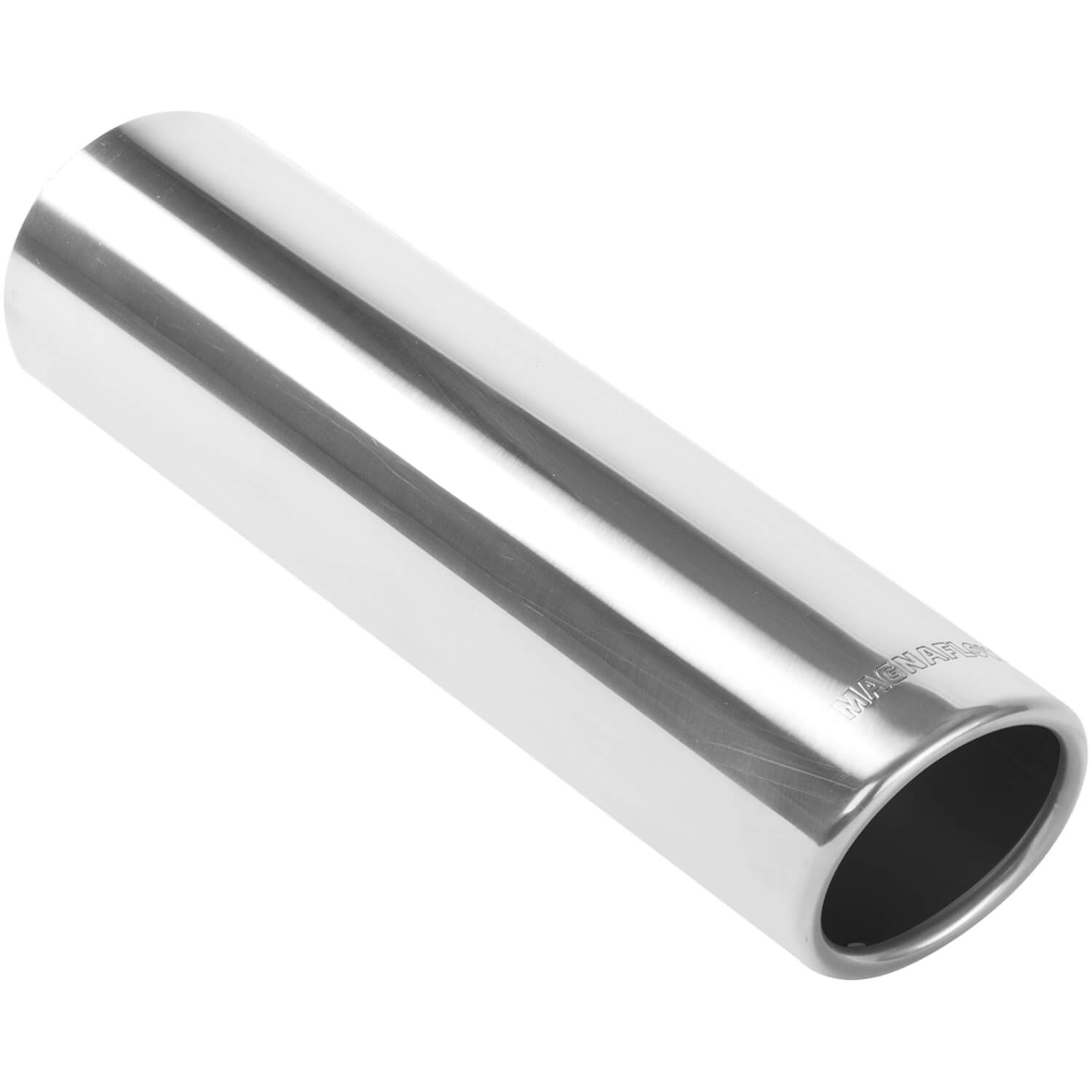 Magnaflow 35204 - Magnaflow Polished Stainless Steel Weld-On Single Exhaust Tips