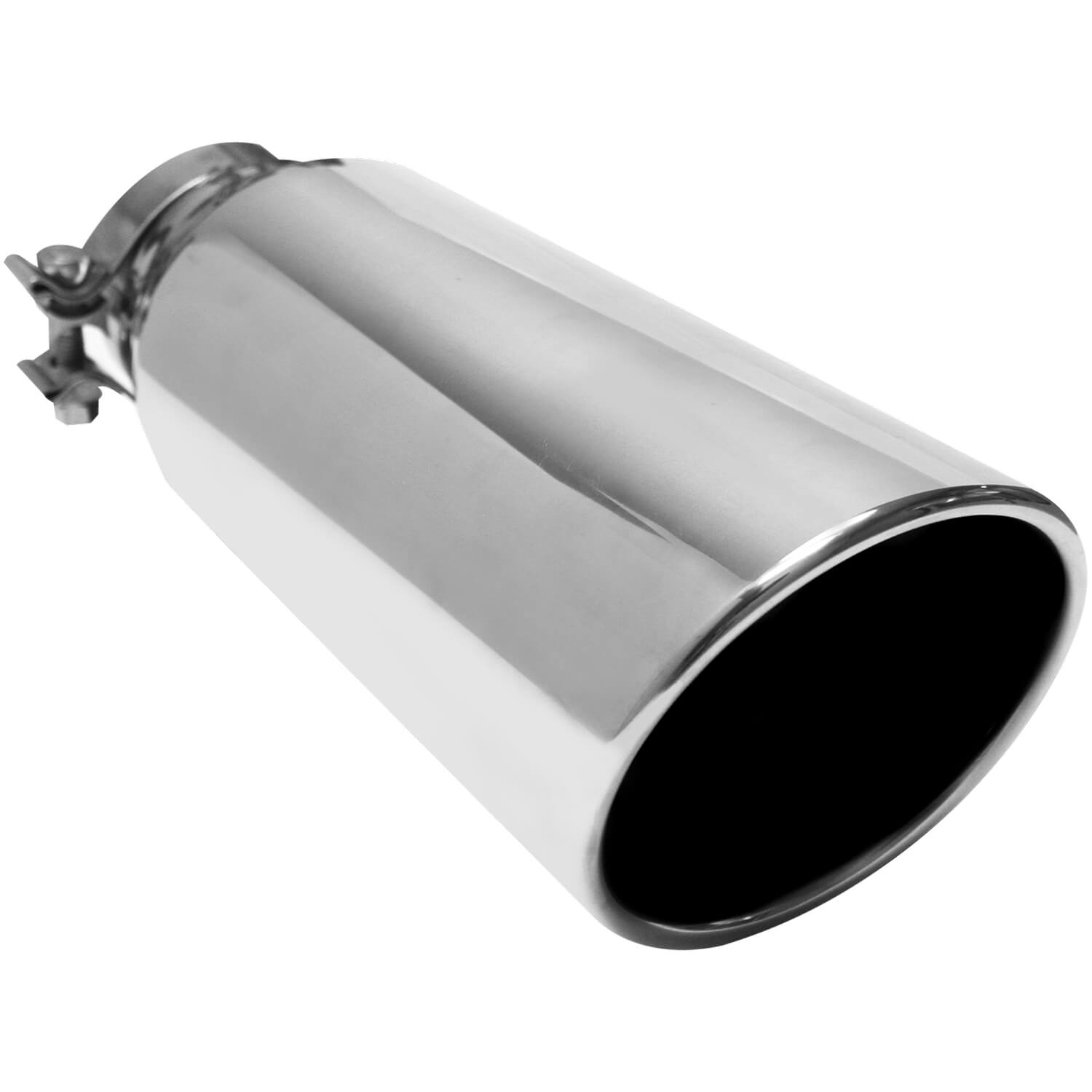 Magnaflow 35212 - Magnaflow Polished Stainless Steel Clamp-On Exhaust Tips