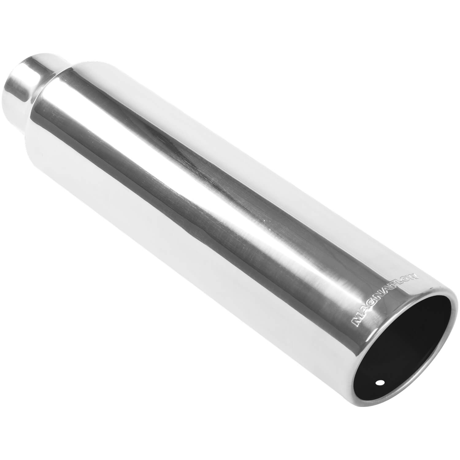 Magnaflow 35217 - Magnaflow Polished Stainless Steel Weld-On Single Exhaust Tips