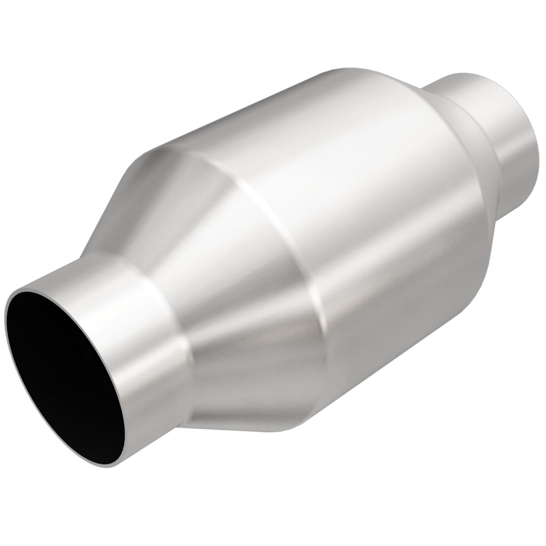 Magnaflow Pre OBD-II Spun Catalytic Converter Inlet/Outlet: 3