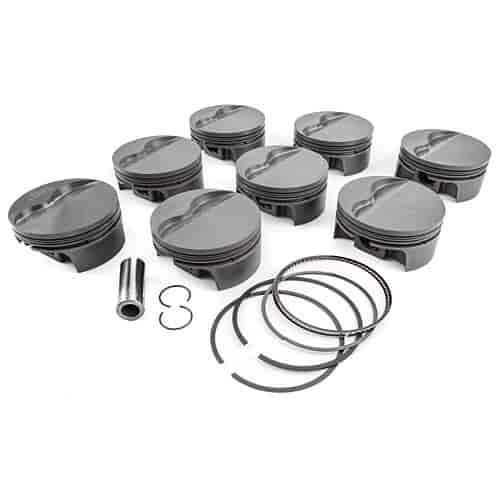 Mahle SBF600030F06 - Mahle Small Block Ford PowerPak Piston & Ring Kits