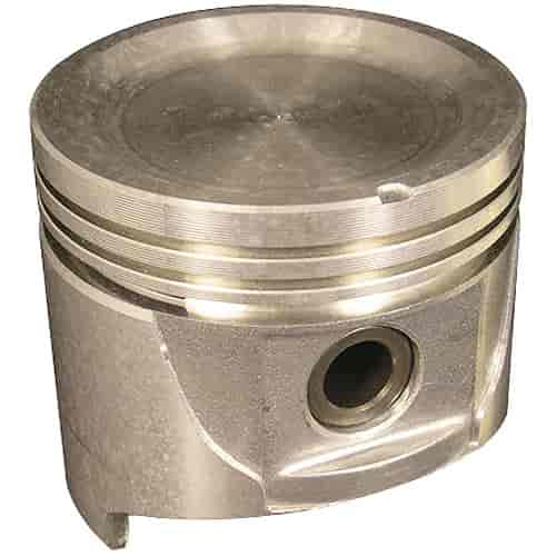 KB Performance Pistons 9071.1.0MM - KB Silv-O-Lite Hypereutectic Small Block Chevy Pistons