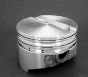 KB Performance Pistons KB106.030 - KB Signature Series Hypereutectic Small Block Chevy Pistons